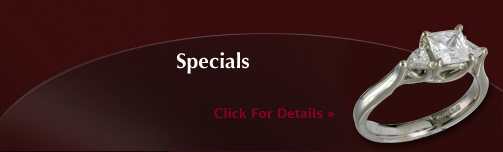 Monthly Specials from Thurston Jewelers
